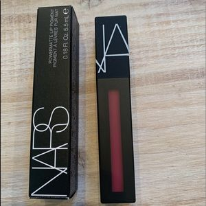 NIB NARS Powermatte Lip Pigment Color Give It Up